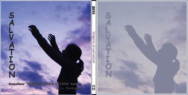 CD/DVD Salvation